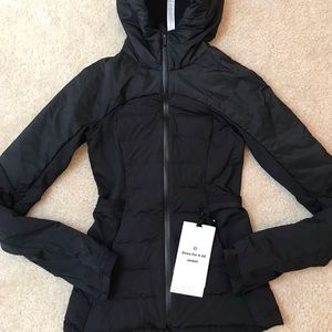 NWT Lululemon Down for it All Puffer Jacket Sz 0